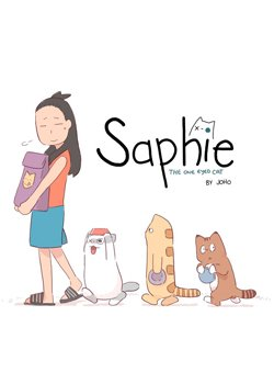 Saphie: The One-Eyed Cat thumbnail
