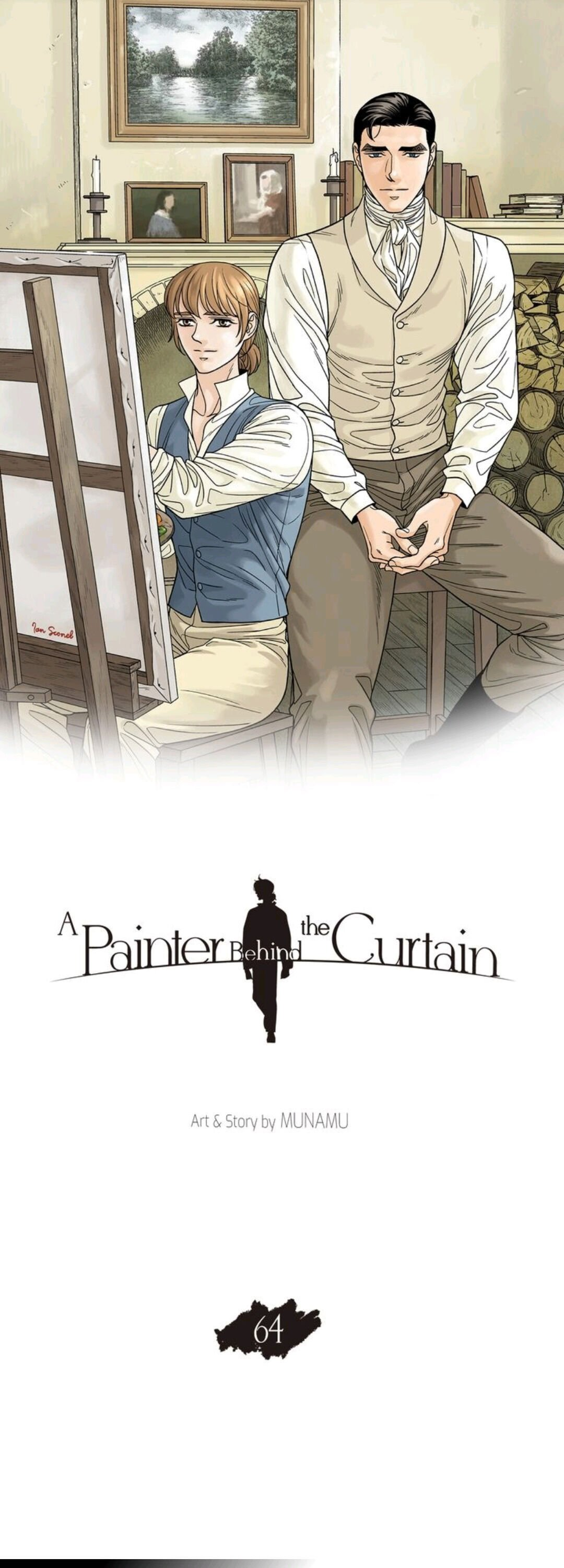 A Painter Behind The Curtain - chapter 64 - #2
