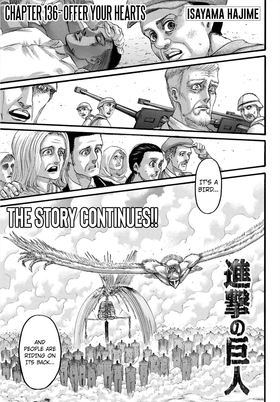Attack on Titan - chapter 136 - #3