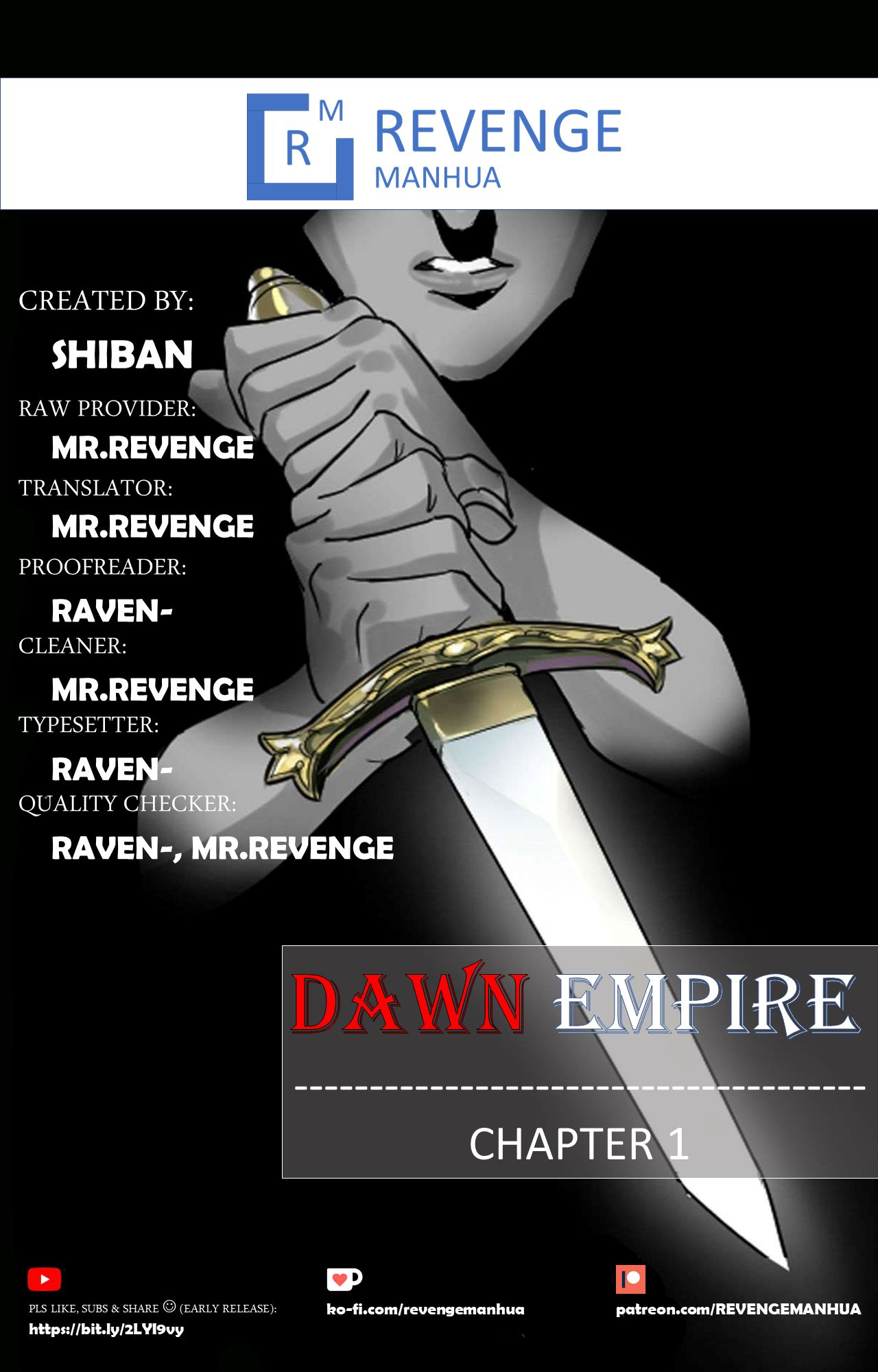 Dawn Empire - chapter 1 - #1