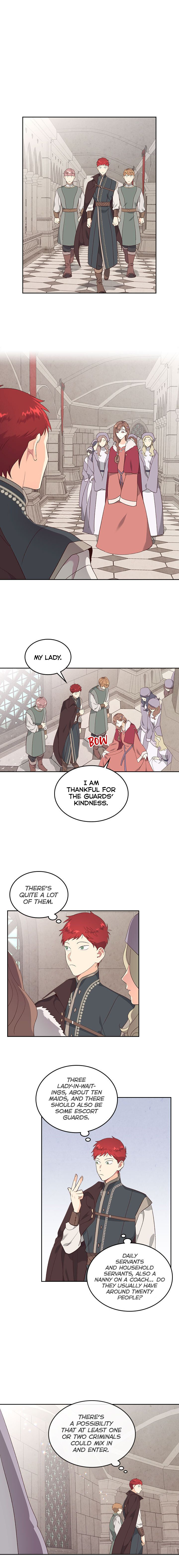 The King and His Knight - chapter 80 - #3