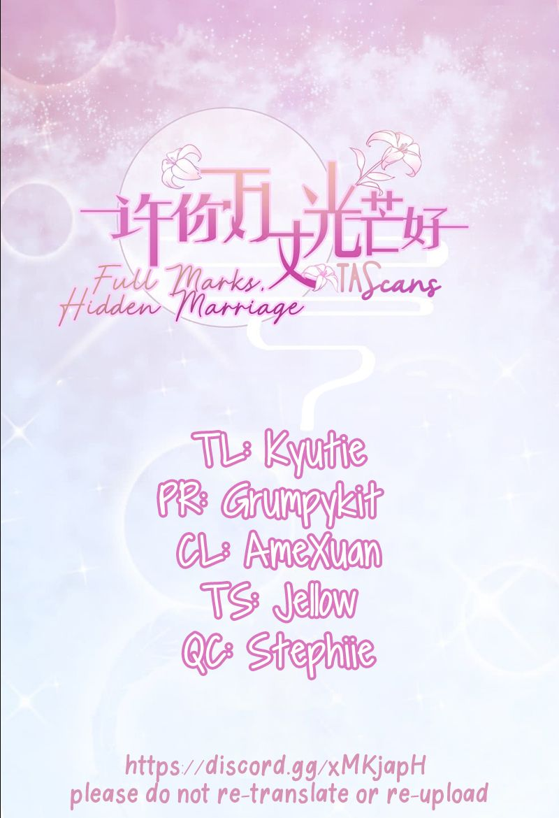 Full Marks Hidden Marriage - chapter 93 - #1