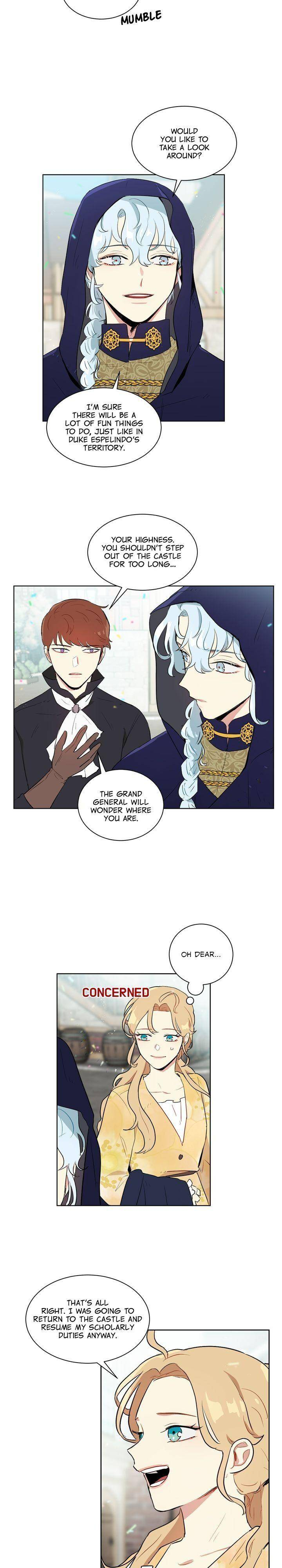 I Stan the Prince - chapter 34 - #2