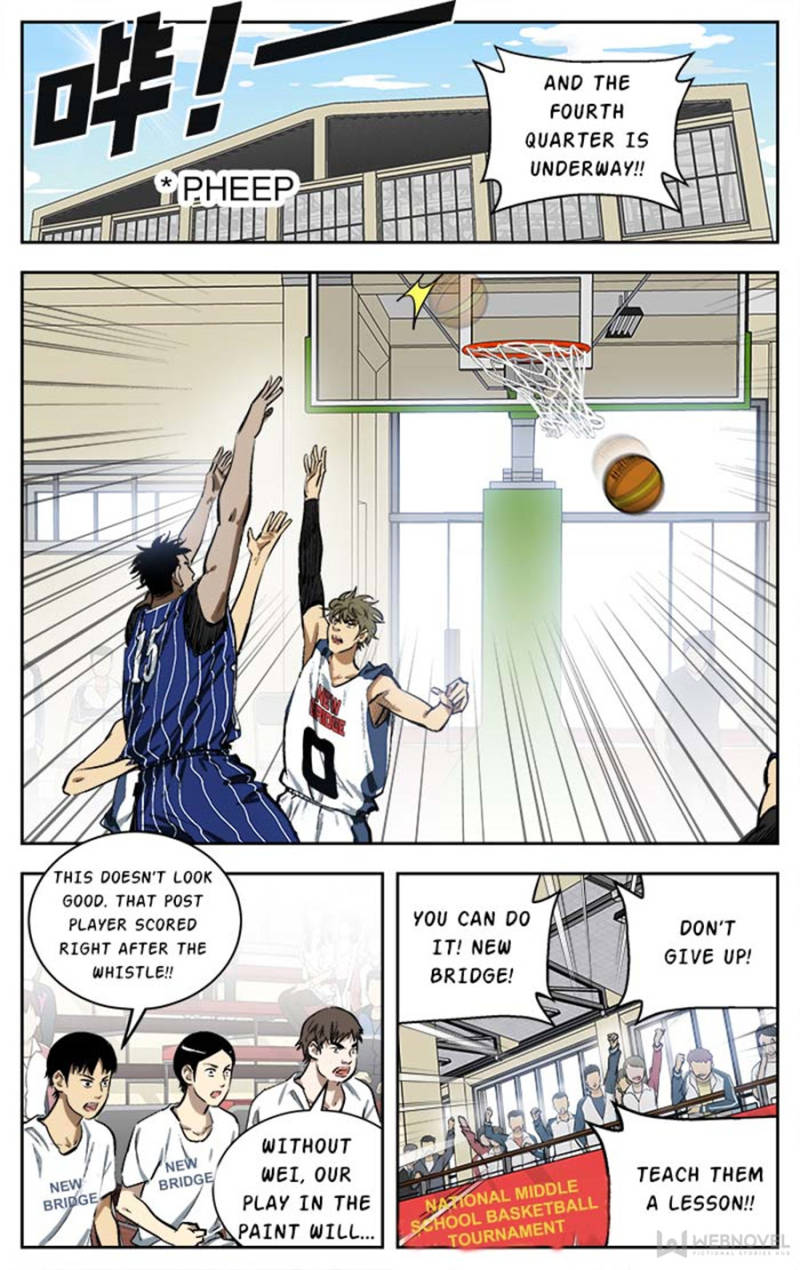 Into the Net! - chapter 108 - #2