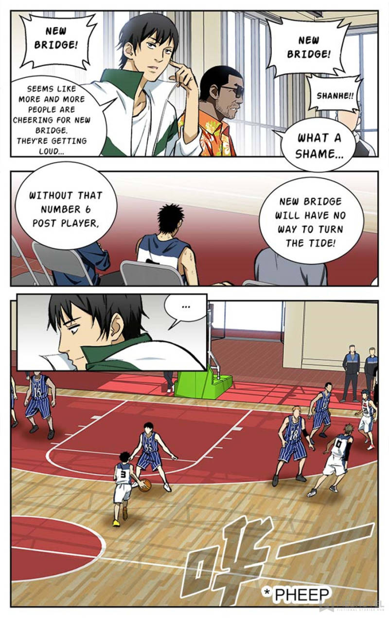Into the Net! - chapter 108 - #3