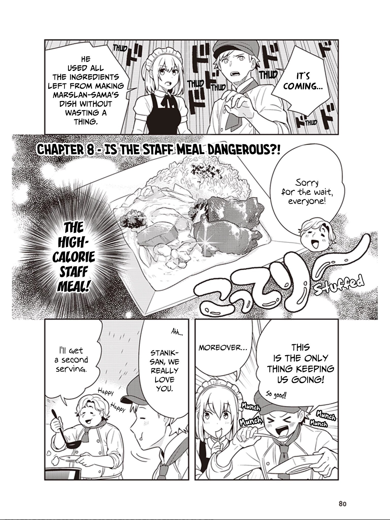 Isekai Healthy Kitchen - chapter 8 - #2