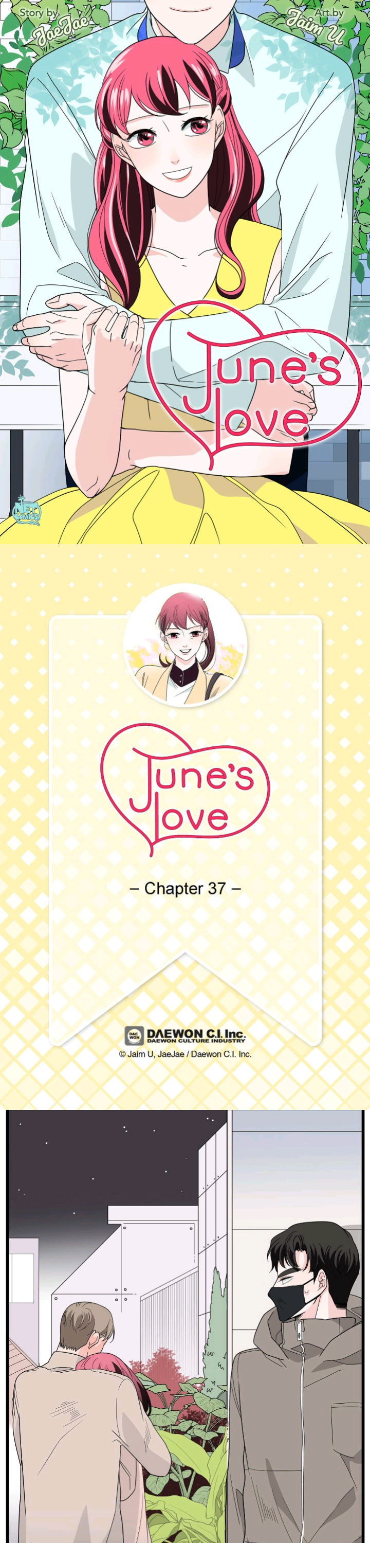 June'S Love - chapter 37 - #1