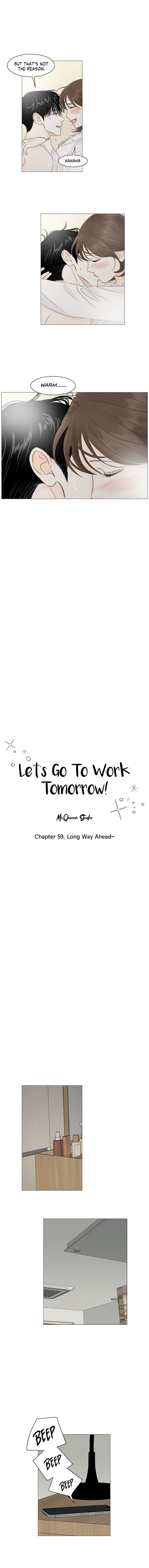 Let's go to work tommorow ! - chapter 59 - #3