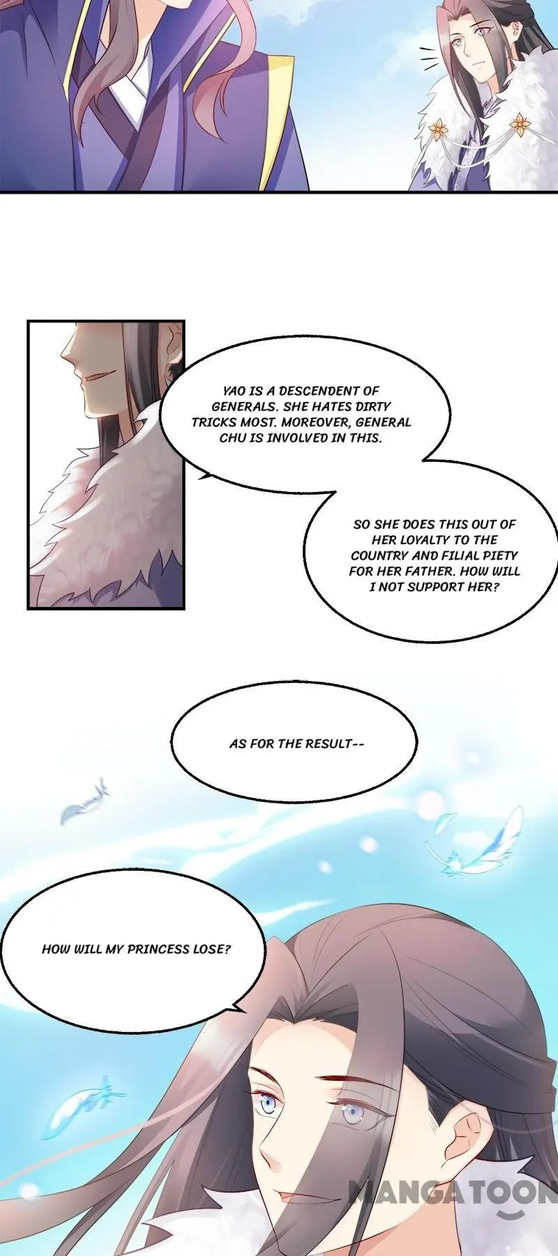 Mind-Reading Princess - chapter 104 - #2