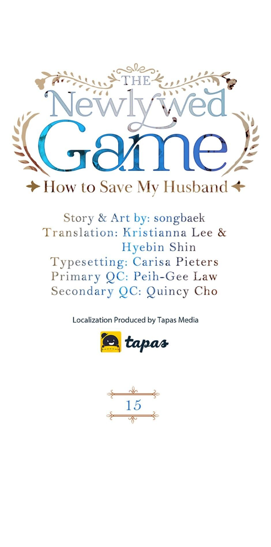 Please Save My Husband - chapter 15 - #1
