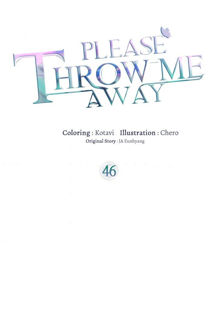 I Want You to Throw Me Away - chapter 46 - #1