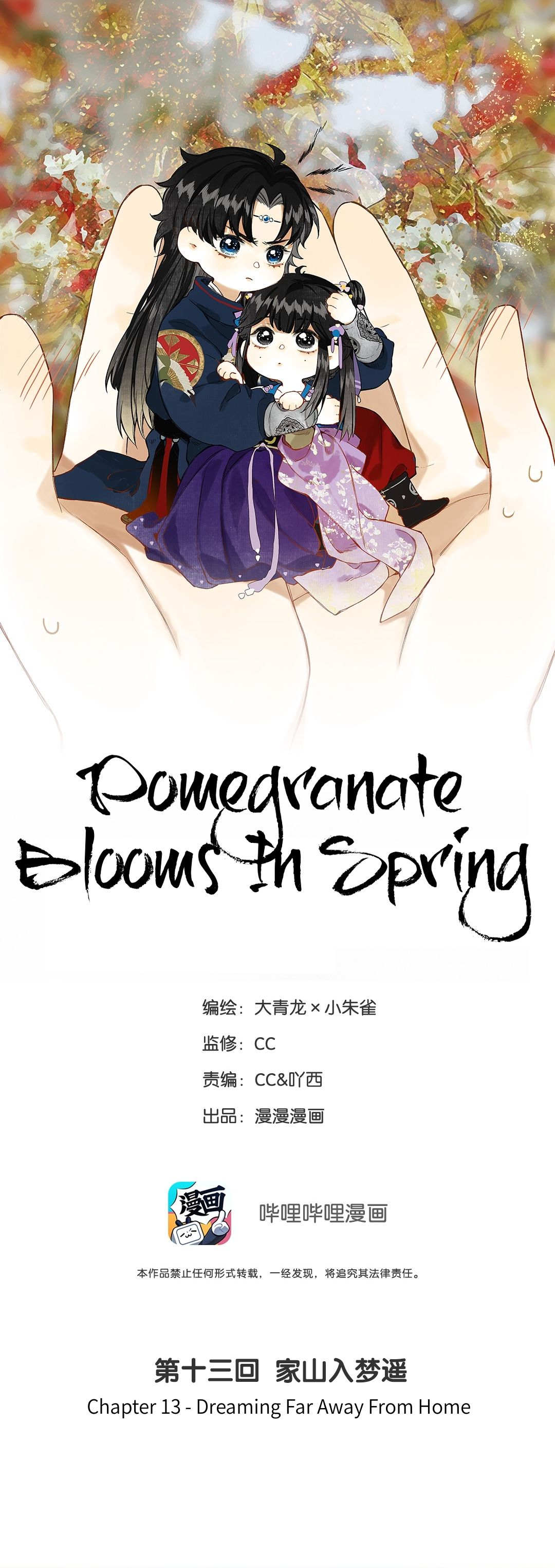 Pomegranate Blooms in Spring - chapter 13 - #2
