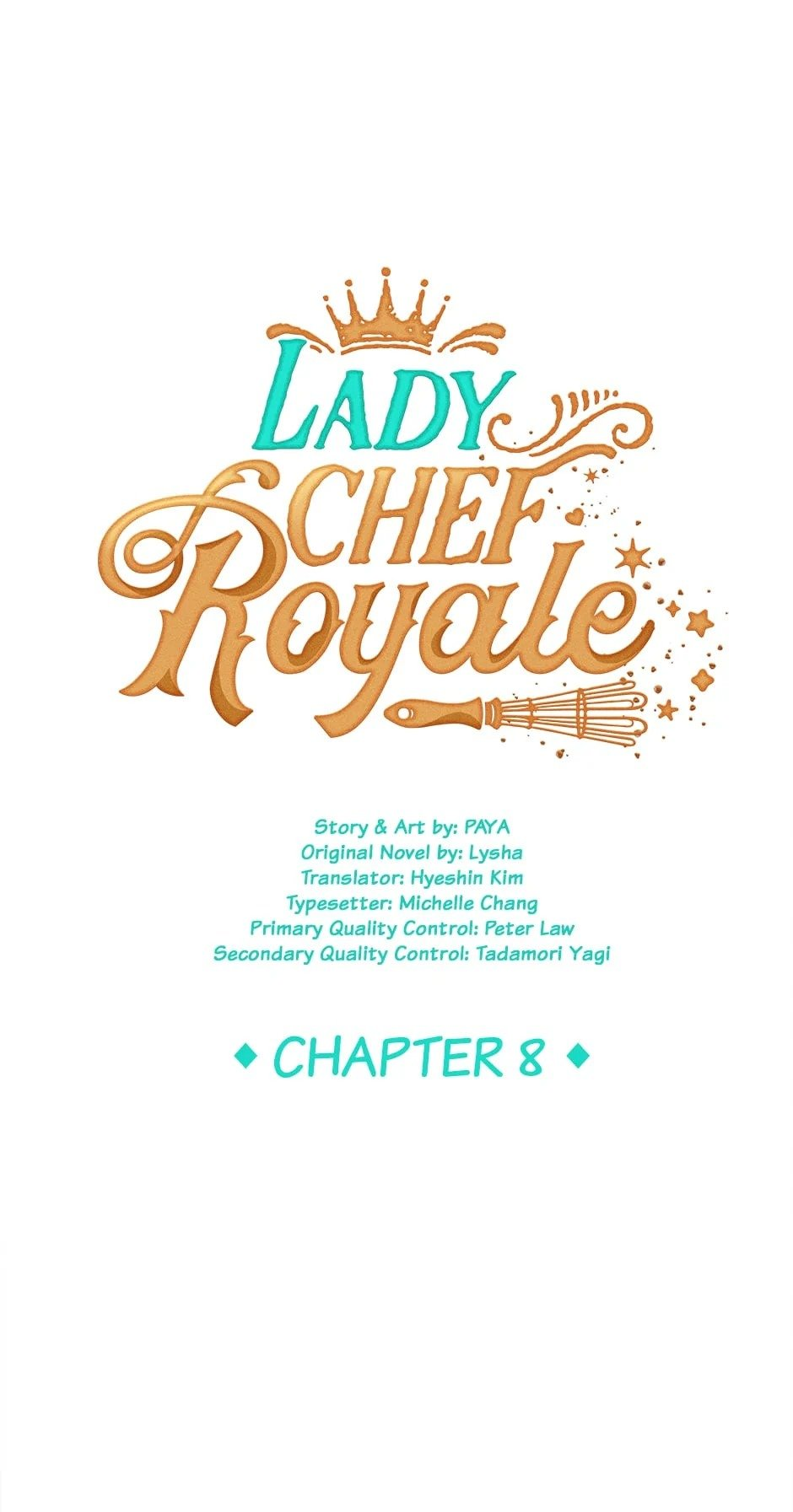 Royal Shop of Young Lady - chapter 8 - #1