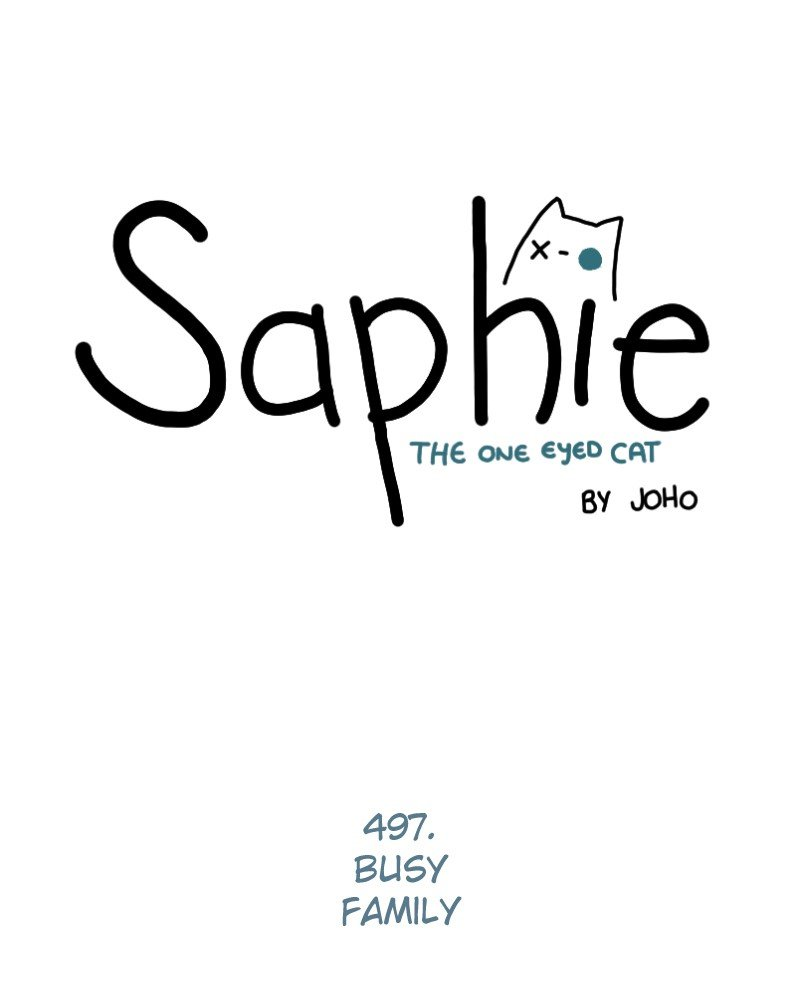 Saphie: The One-Eyed Cat - chapter 499 - #1