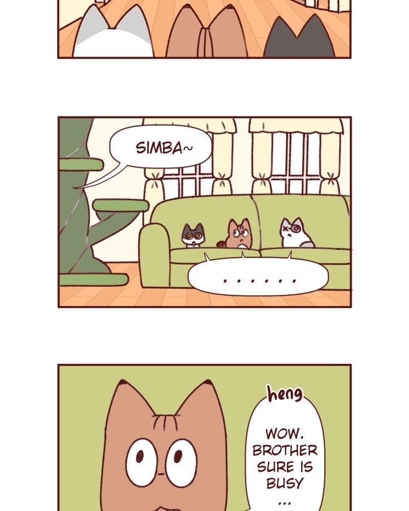 Saphie: The One-Eyed Cat - chapter 499 - #3