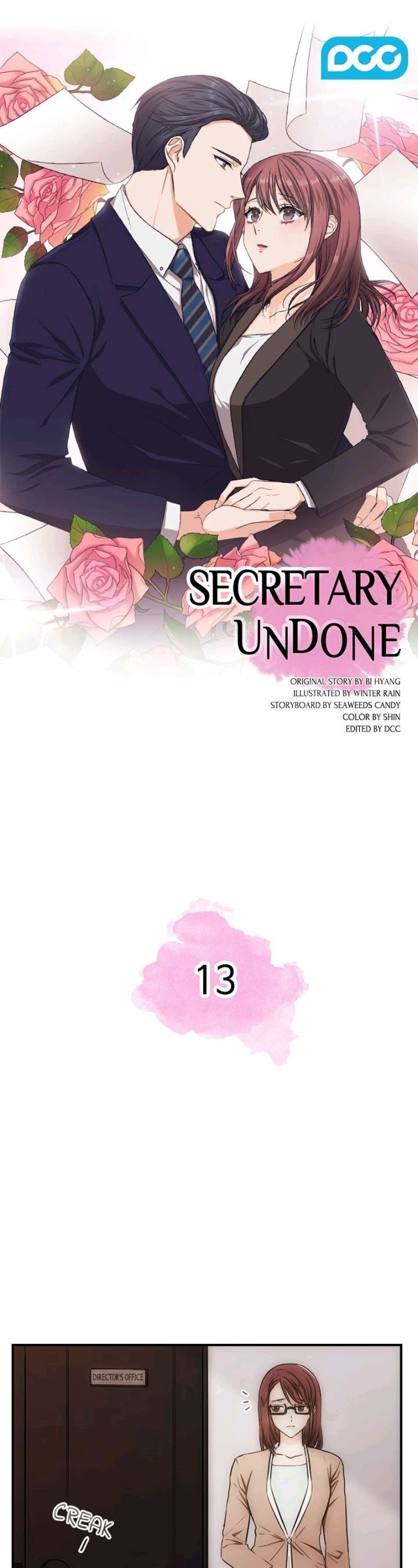 Secretary Disqualification - chapter 13 - #1
