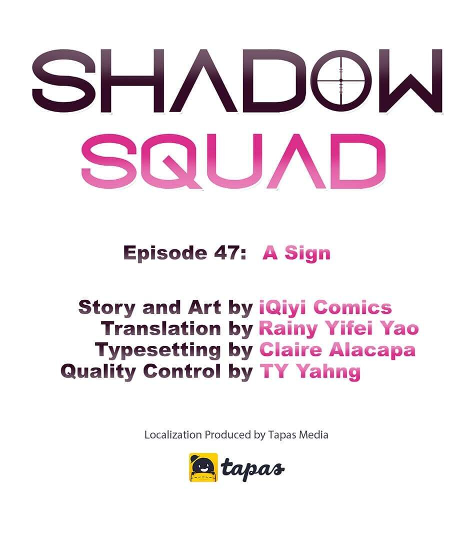 Shadow Squad - chapter 47 - #1