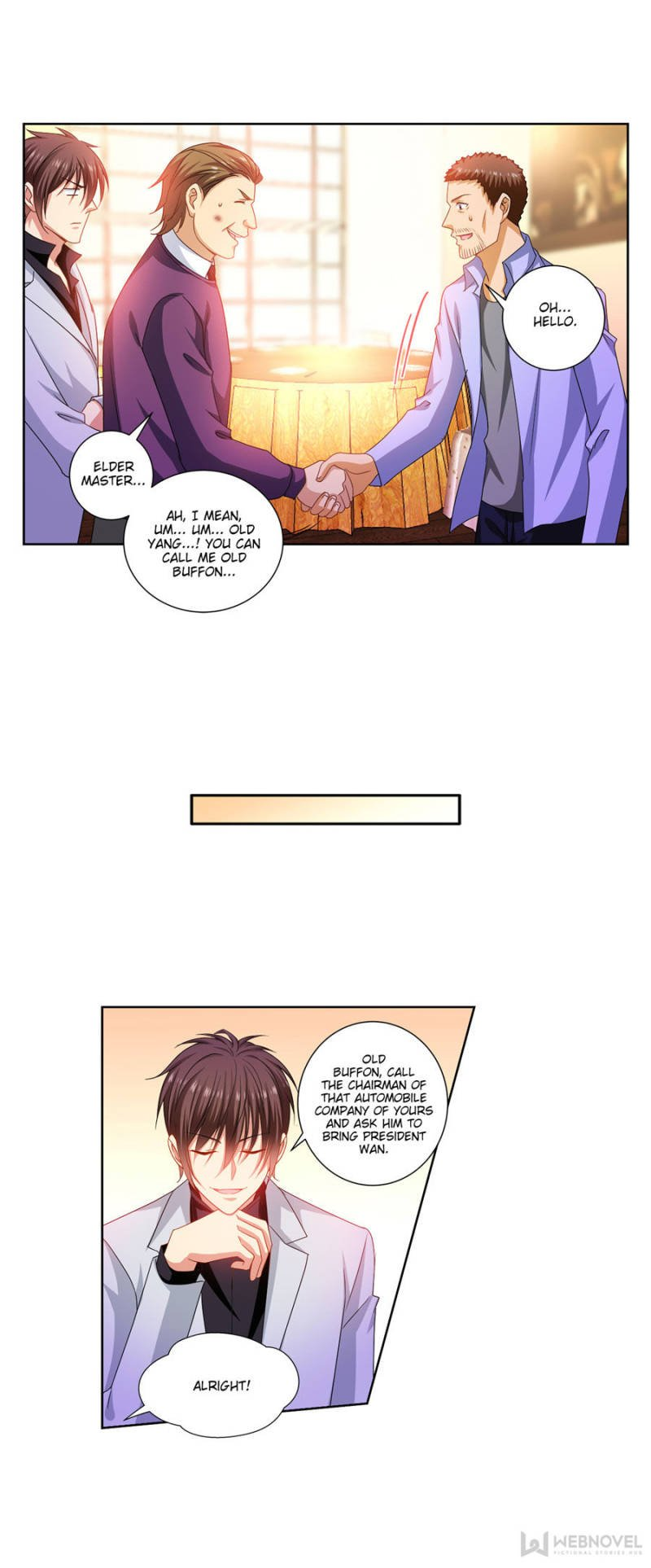 So Pure, So Flirtatious ( Very Pure ) - chapter 278 - #3