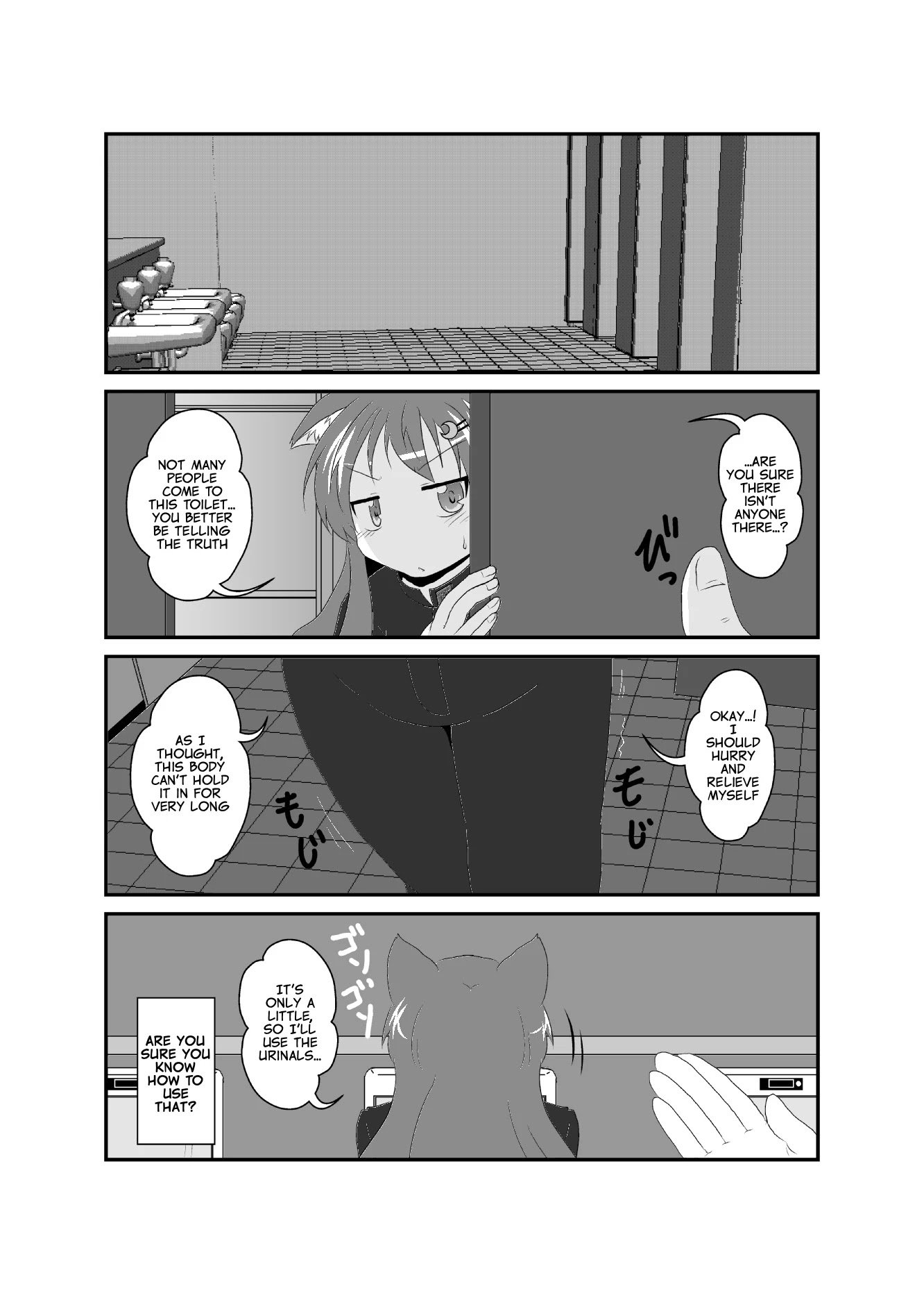 Starting New Life As A Girl - chapter 14 - #1