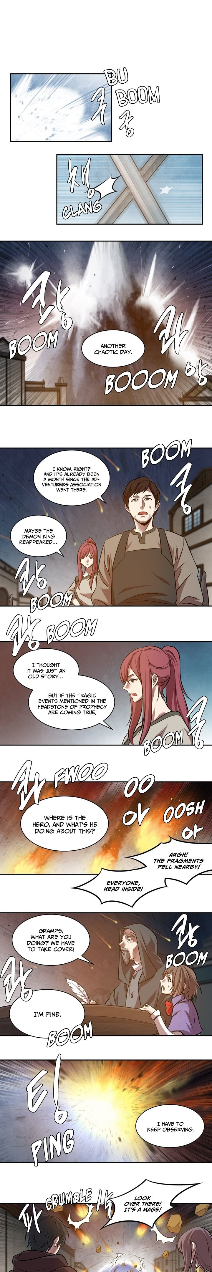 Sword and Magic: The Waking Hero - chapter 30 - #2