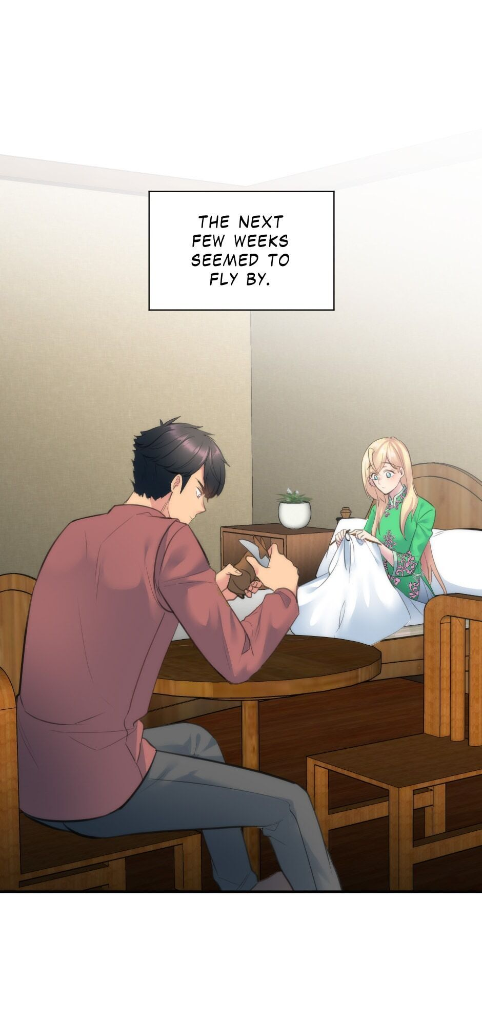 The Dragon Prince's Bride - chapter 72 - #1