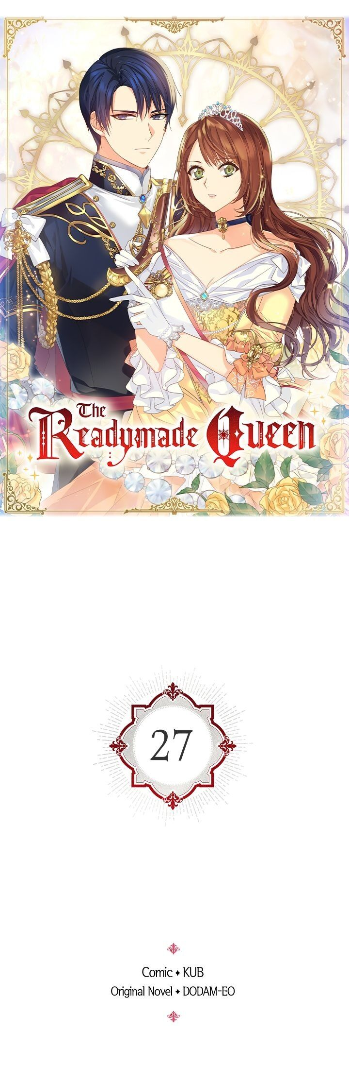 The Readymade Queen - chapter 27 - #1