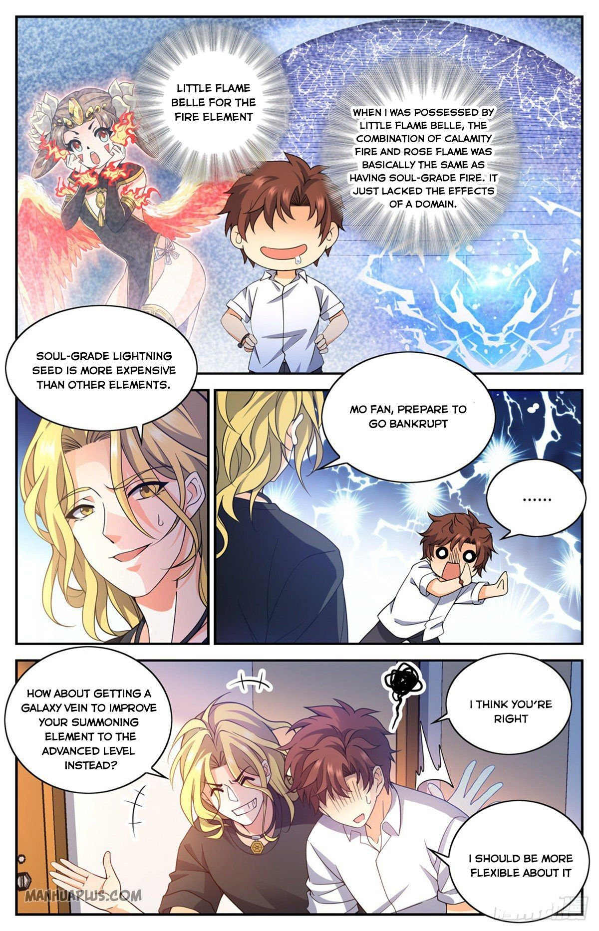 Versatile Mage - chapter 654 - #2